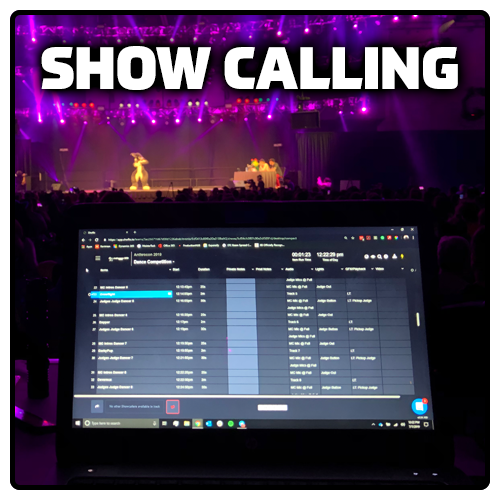 show-calling-services